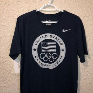 NIKE USA OLYMPIC T SHIRT